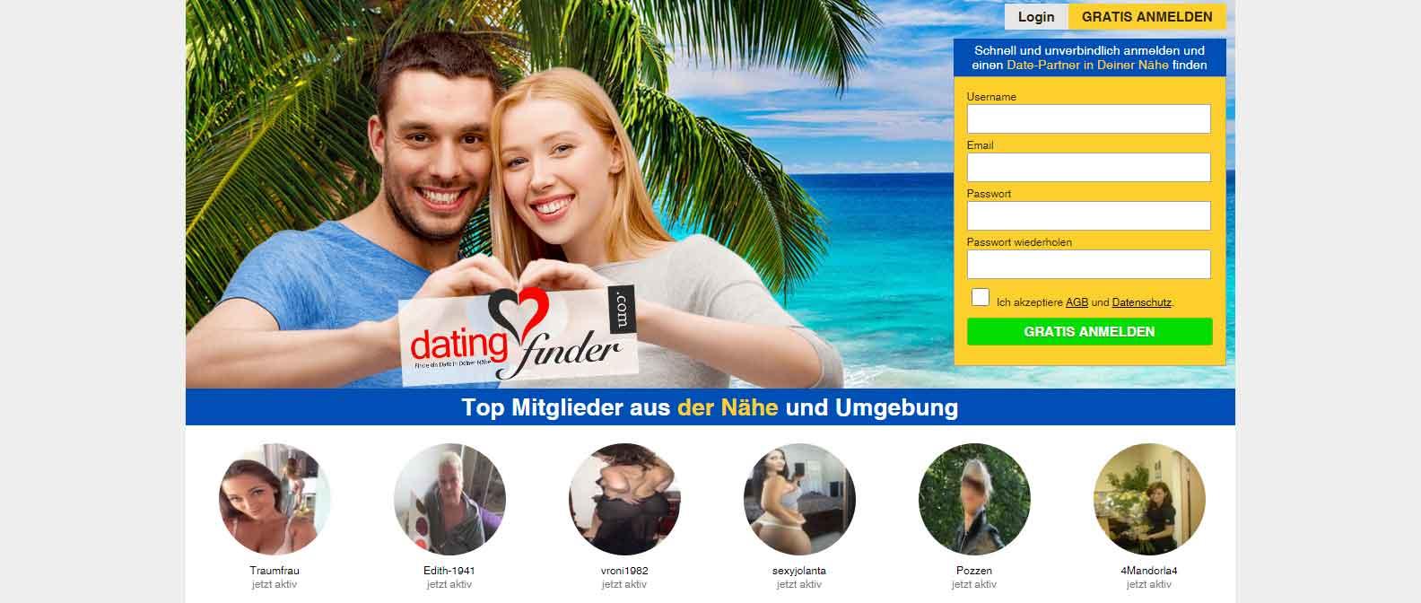 Beliebte website für über 60 dating
