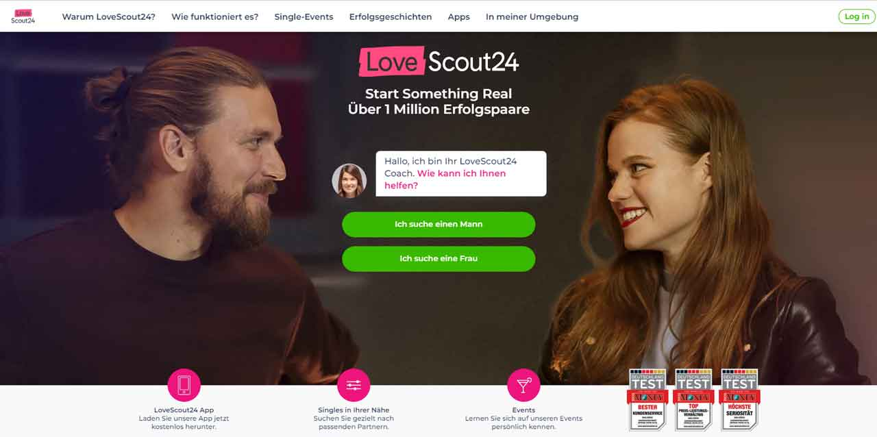 Lovescout24 Bewertung